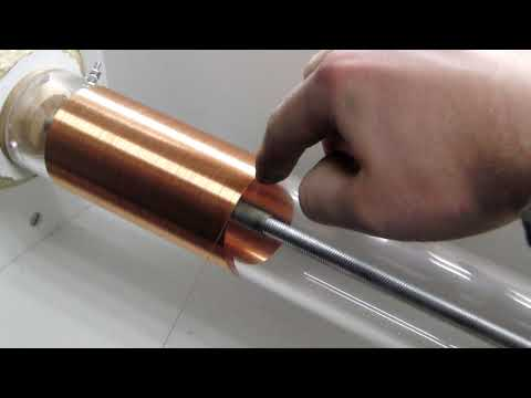 Small acrylic TeslaCoil - Featured on Hacked Gadgets