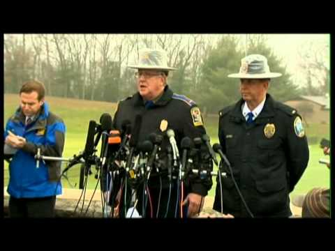 Police: Conn. Shooting Victims Bodies Returned