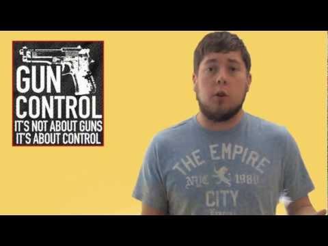 NEW UN Gun Control Treaty