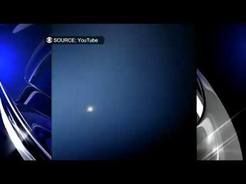 Man Captures Video Of Strange Explosion In The Sky « CBS Sacramento 12/30/12