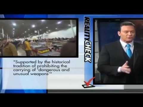 GUN CONTROL EXECUTIVE ORDER 2013