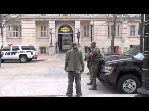 DisInauguration 2013: Police State