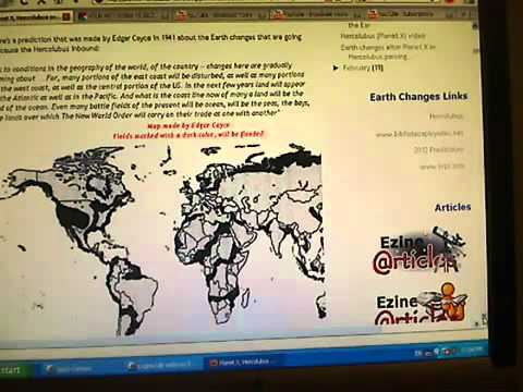 Edgar Cayce's Predictions - Earth Changes Coming True Now (PUBLICintelligence - Prophecy)
