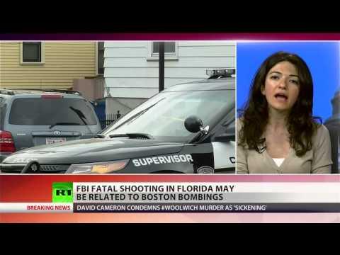 FBI kills man with possible Boston bombing ties