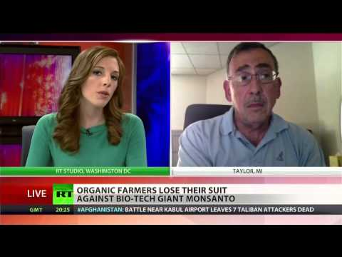Monsanto secures victory over organic farmers