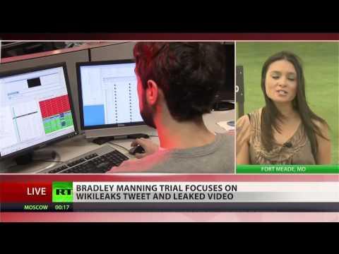 Manning trial turns to Afghan air-strike video