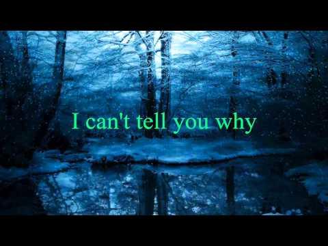 Eagles - I Can't Tell You Why [w/ lyrics]