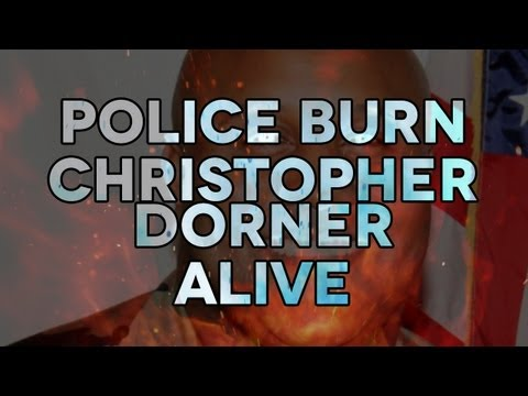 Police Admit to Intentionally Burning Man Alive - The Christopher Dorner Case