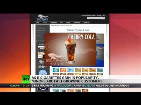 Anti-tobacco advocates call for regulation of E-cigarettes