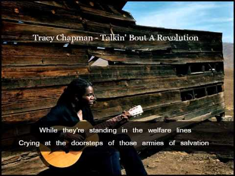 Tracy Chapman - Talking About A Revolution (HQ Audio)