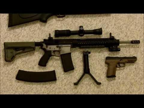 Medium Range Rifle Factors For Better Accuracy