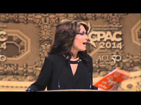 Palin Reads Dr. Seuss at CPAC