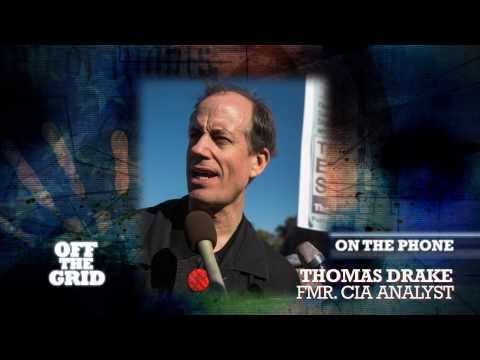 NSA Whistleblower Thomas Drake Goes #OffTheGrid | Jesse Ventura Off The Grid - Ora TV
