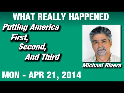 What Really Happened Radio Show: Michael Rivero Monday April 21 2014: (Commercial Free Video)