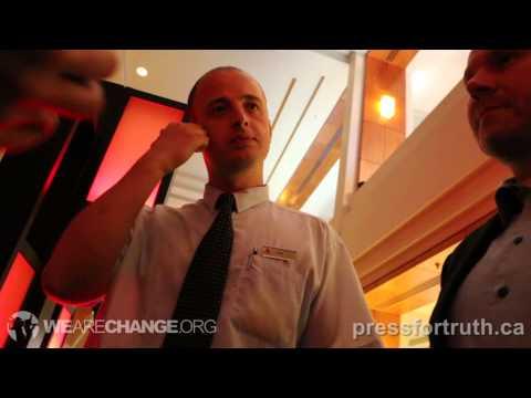 Luke Rudkowski and Dan Dicks Arrested at Bilderberg for Filming