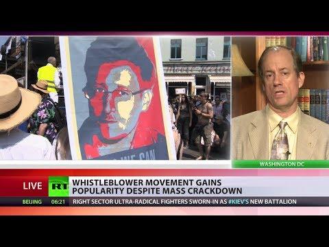 'US criminalizes anyone who dares to speak truth'