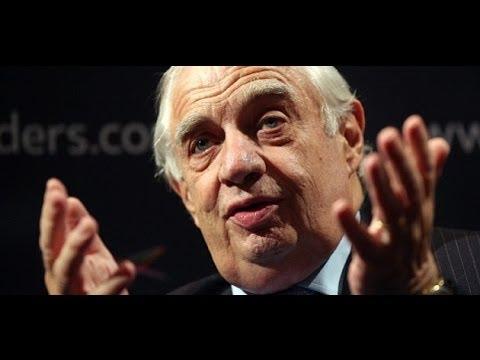 Goldman Sachs Peter Sutherland Confronted at Bilderberg: Sweats BALLS