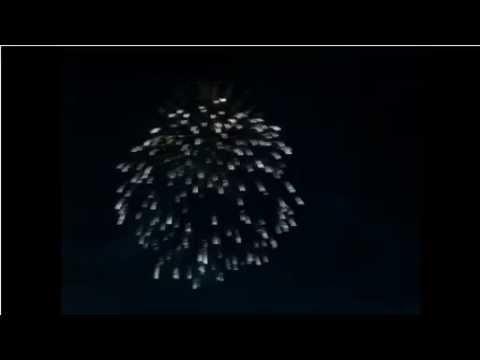 Glasgow, Montana Fireworks 2014