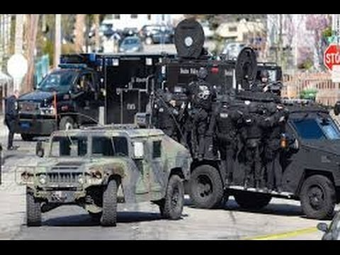 THE MILITARIZATION OF LAW ENFORCEMENT AND THE RISING POLICE STATE