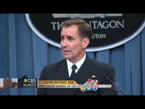 Pentagon Hypes ISIS Terror Attacks As It Readies War With Syria