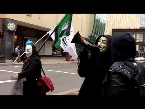 Million Mask March Minnesota 2015 part 5