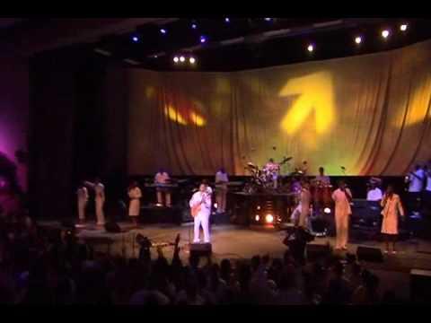 Israel & New Breed - Friend Of God (Live)