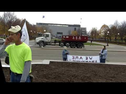 Million Mask March Minnesota 2015 part 7