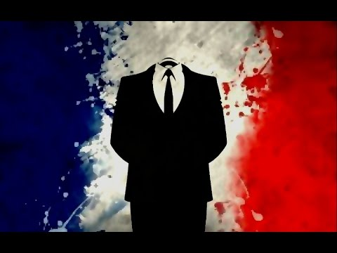 Anonymous - Truth About Paris Attacks