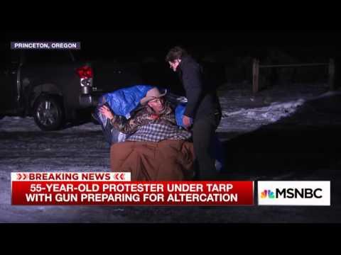Oregon Standoff: Militaman LaVoy Finicum Killed In FBI Shootout