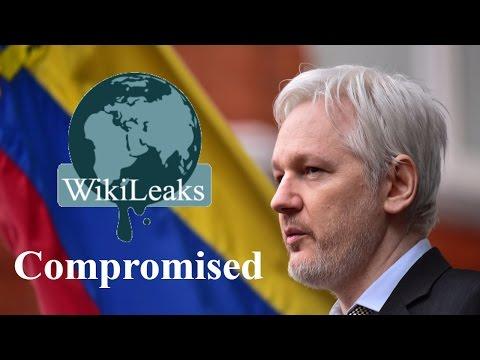 Julian Assange has been taken & Wikileaks Compromised