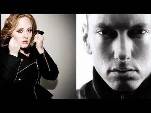 Eminem vs Adele - Someone Like You (Remix) 2012