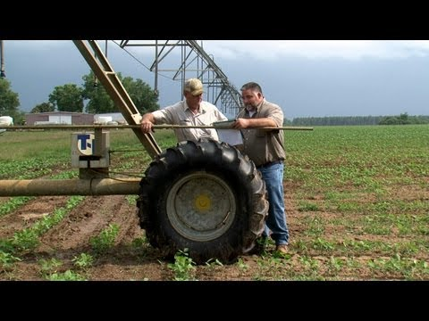 Helping Gulf Coast Farmers Achieve Greater Environmental Benefits