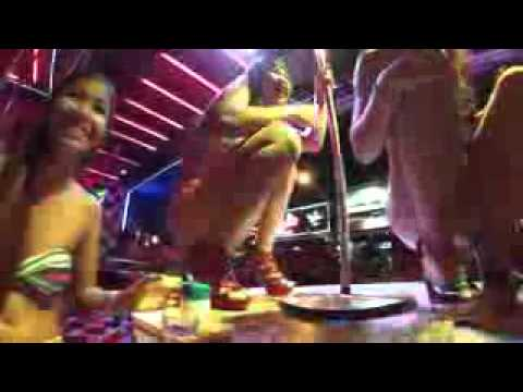 Sexy Girls Night life in Bangla Road Phuket Thailand