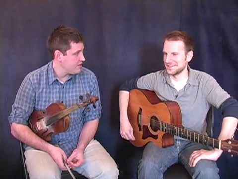 Irish Fiddle Lessons - The Banish Misfortune