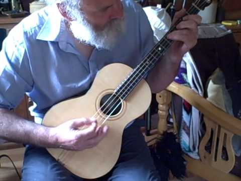 Tenor Guitar: The 'Mucky' Shaskeen Reel!
