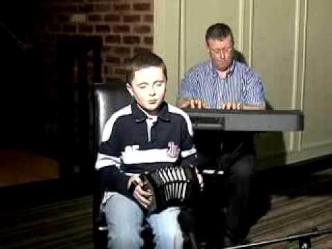 Ciarán Fitzgerald on Irish Concertina
