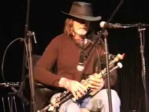 Paddy Keenan ~ Uilleann Pipes ~ 2011