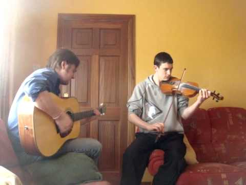 Irish Jigs on fiddle and guitar