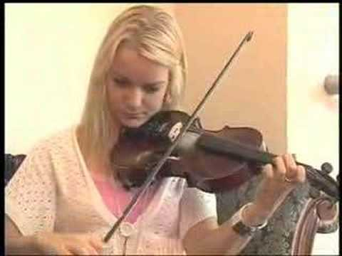 Tara Breen and Cathal Mac An Rí (Fiddle/Flute duet)