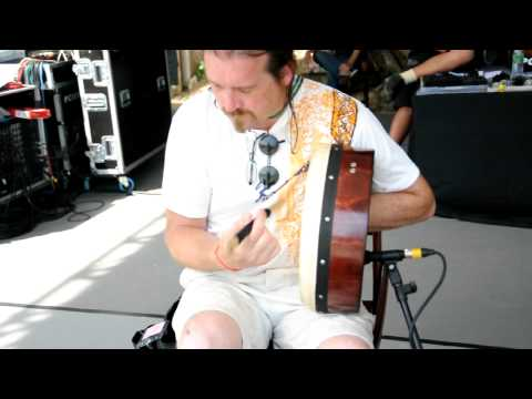 Paddy Keenan Trio ~ Rainforest World Music Festival ~ 2011
