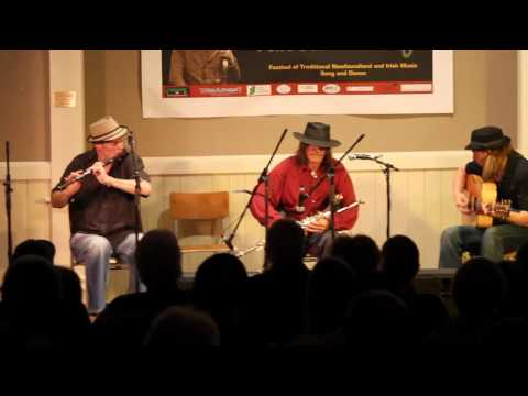 Conal O Grada, Paddy Keenan & Billy Sutton ~ The Salamanca Reel Set ~ 2011