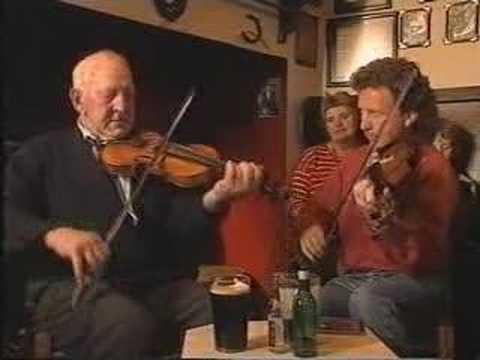 ~ Paddy Canny & Frankie Gavin ~ Fiddle Jigs ~