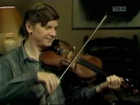 Kevin Burke ~ Fiddle ~ Three Reels
