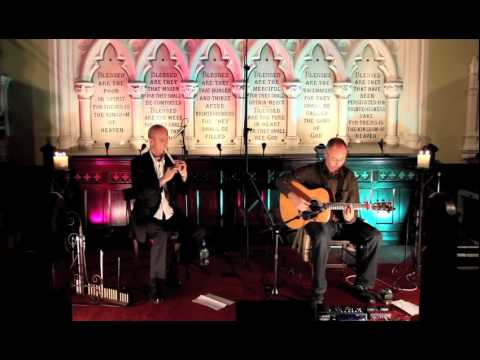 Cormac Breatnach & Martin Dunlea - Steeple Sessions Clip 1