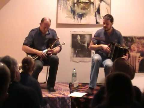 Loic & Ronan Blejean - jigs: The Maids of Selma, McGoldrick's, Brother John