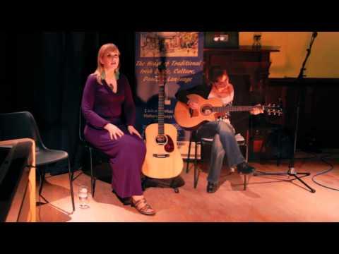 Ceoltóir BCFE -  'Welcome Sailor' performed by Niamh & Georgia at Áras Chrónáin