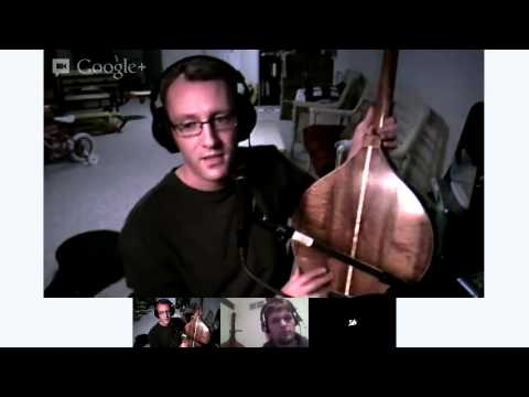 Traditional Music Hangout on Air #1