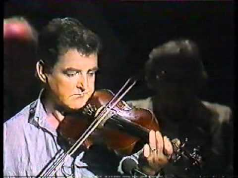 Brilliant fiddle playing! Tommy Peoples, - 1990