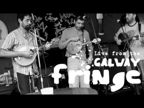 The Pick & Shuffle Mando Band - Live From The Galway Fringe Festival.
