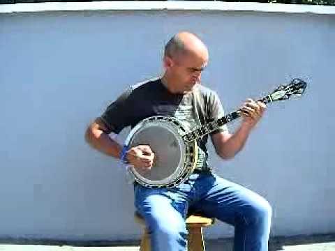 Darbys Farewell to London & The Boys of Ballysodare on ALs Banjo